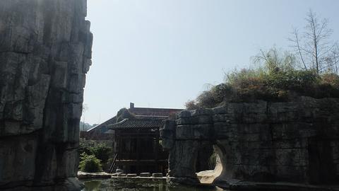 昆明世博园景区旅游景点攻略图
