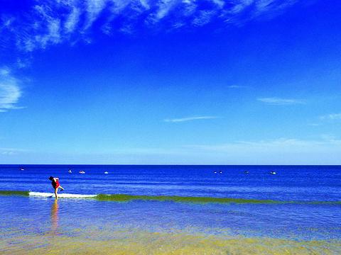 乳山银滩旅游度假区旅游景点图片
