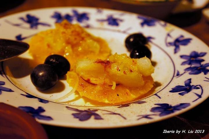 """""""和一般的西餐不同,Francisco会上无数道菜,让我们体验各式各样的菜品_La Oliva""""的评论图片"""