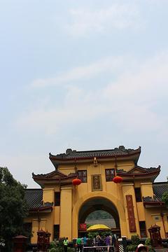 独秀峰王城景区旅游景点攻略图