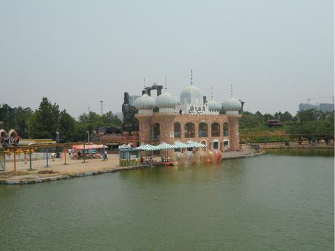 郑州世纪欢乐园旅游景点攻略图