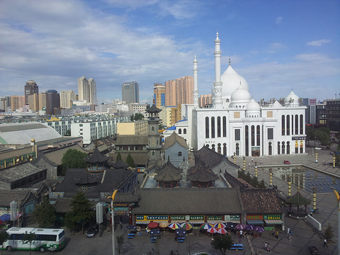 伊斯兰风情街旅游景点图片