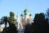 俄罗斯东正教圣尼古拉大教堂