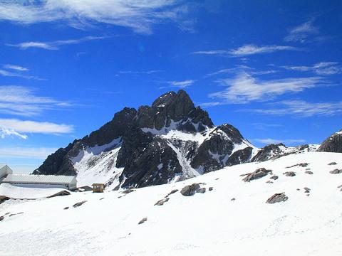 玉龙雪山旅游景点图片