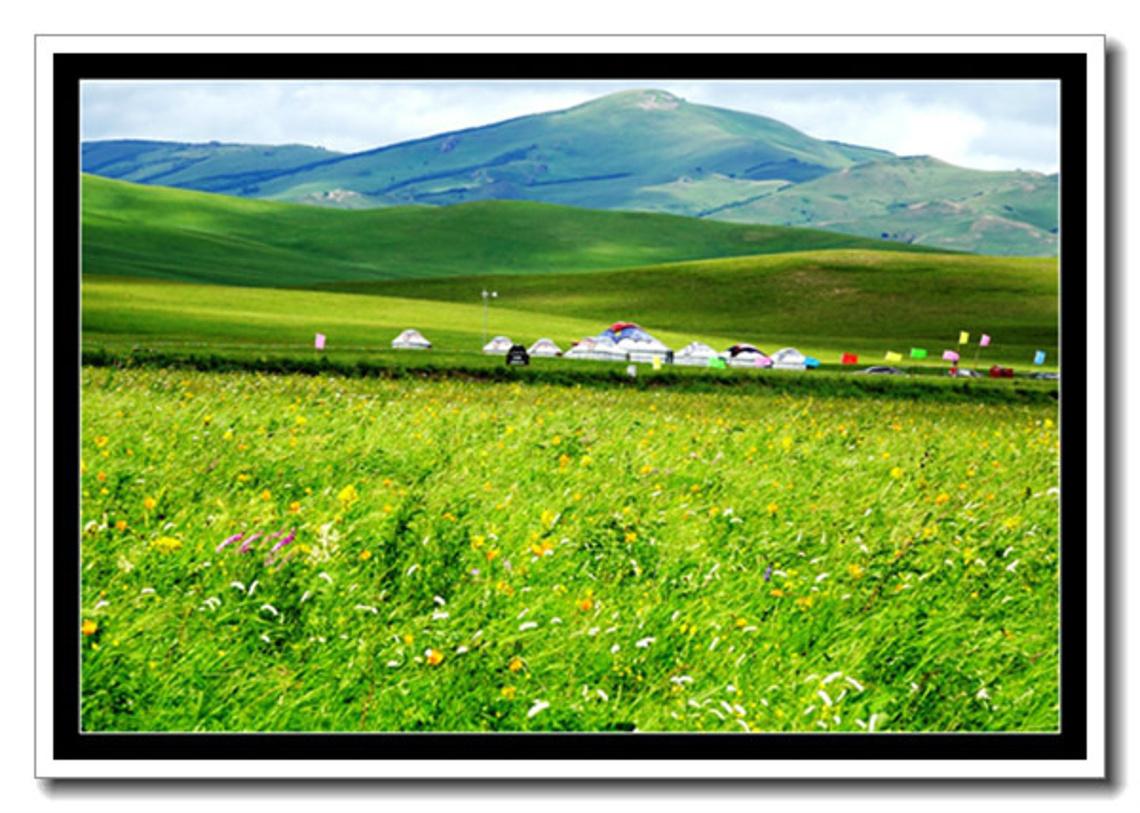 2014年初夏内蒙古草原休闲避暑自驾游