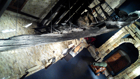 Maritime Museum Shipwrecks Galleries旅游景点攻略图