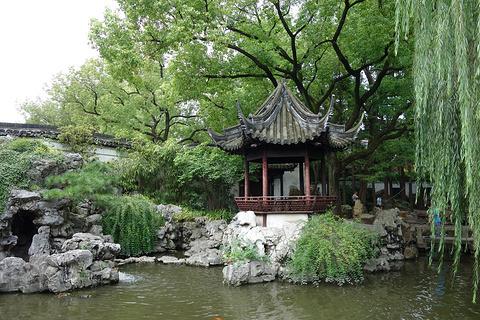 豫园旅游景点攻略图