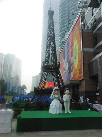 """""""正佳广场在天河商圈属于大型商业中心,有很多知名品牌进驻,因此吸引了大量游客在这里购物_正佳广场""""的评论图片"""
