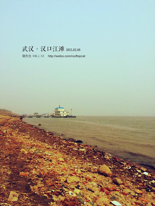 汉口江滩公园图片