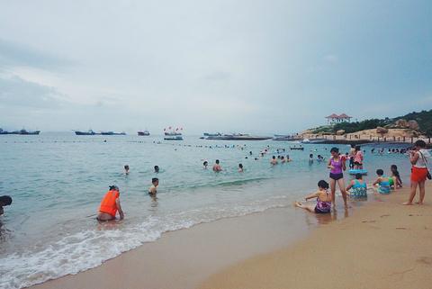 珠海外伶仃海馨酒店旅游景点攻略图