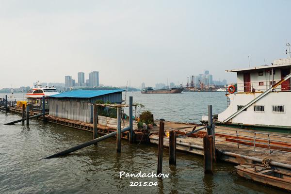 石围塘码头图片