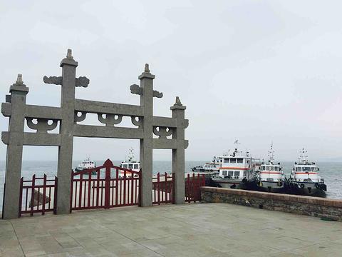 威海水师学堂旅游景点攻略图