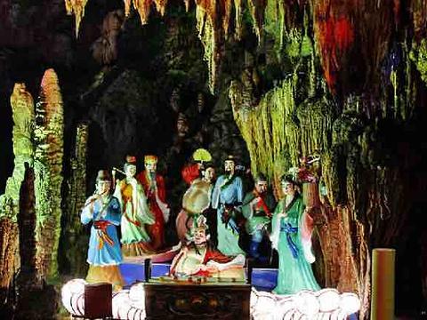八仙洞旅游景点图片