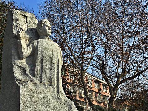 秋收起义烈士陵园旅游景点图片