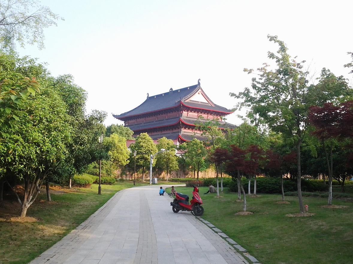 浙江金华游——横店,义乌