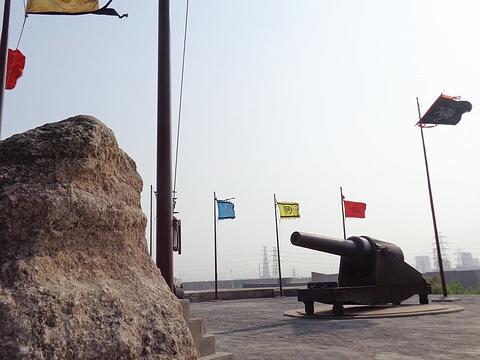 大沽口炮台旅游景点攻略图