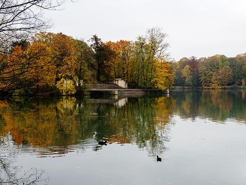 金头公园旅游景点图片