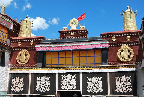大昭寺的图片