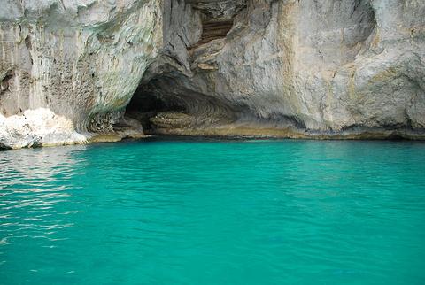 卡布里岛旅游景点攻略图