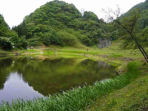 干龙池旅游景点攻略图