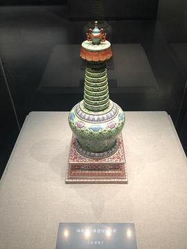 中国国家博物馆旅游景点攻略图