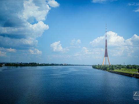 里加广播电视塔旅游景点图片