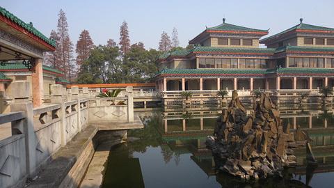 荆门博物馆旅游景点攻略图