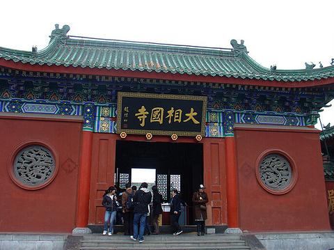大相国寺旅游景点攻略图