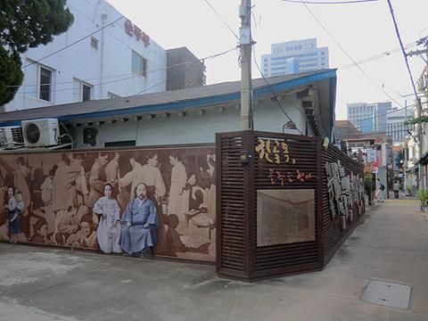 大邱近代历史博物馆旅游景点攻略图