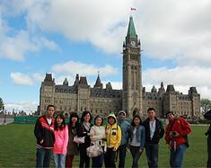 国际学生游千岛湖&渥太华