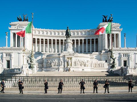 威尼斯广场旅游景点图片