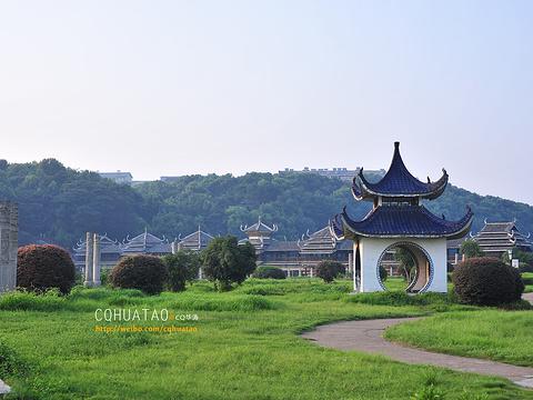 烈士公园旅游景点图片