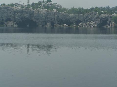 百脉泉公园旅游景点攻略图