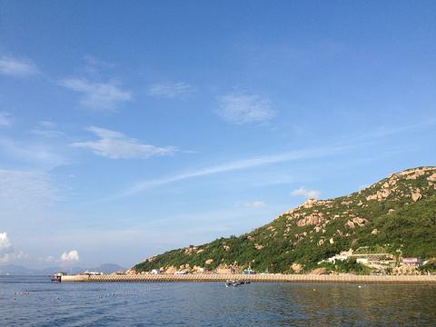 外伶仃岛旅游景点图片