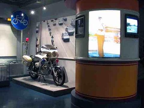 北京警察博物馆旅游景点图片