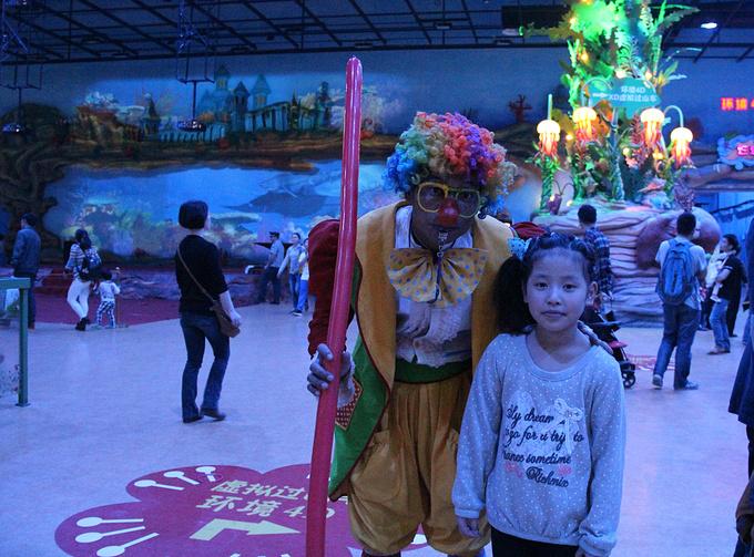 杭州烂苹果乐园图片