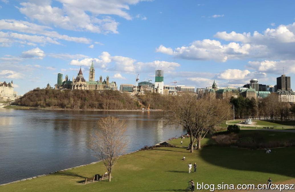 渥太华:走马观花两日游