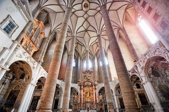 StiftskircheSankt PeterSalzburg图片