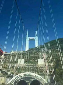 矮寨大桥旅游景点攻略图