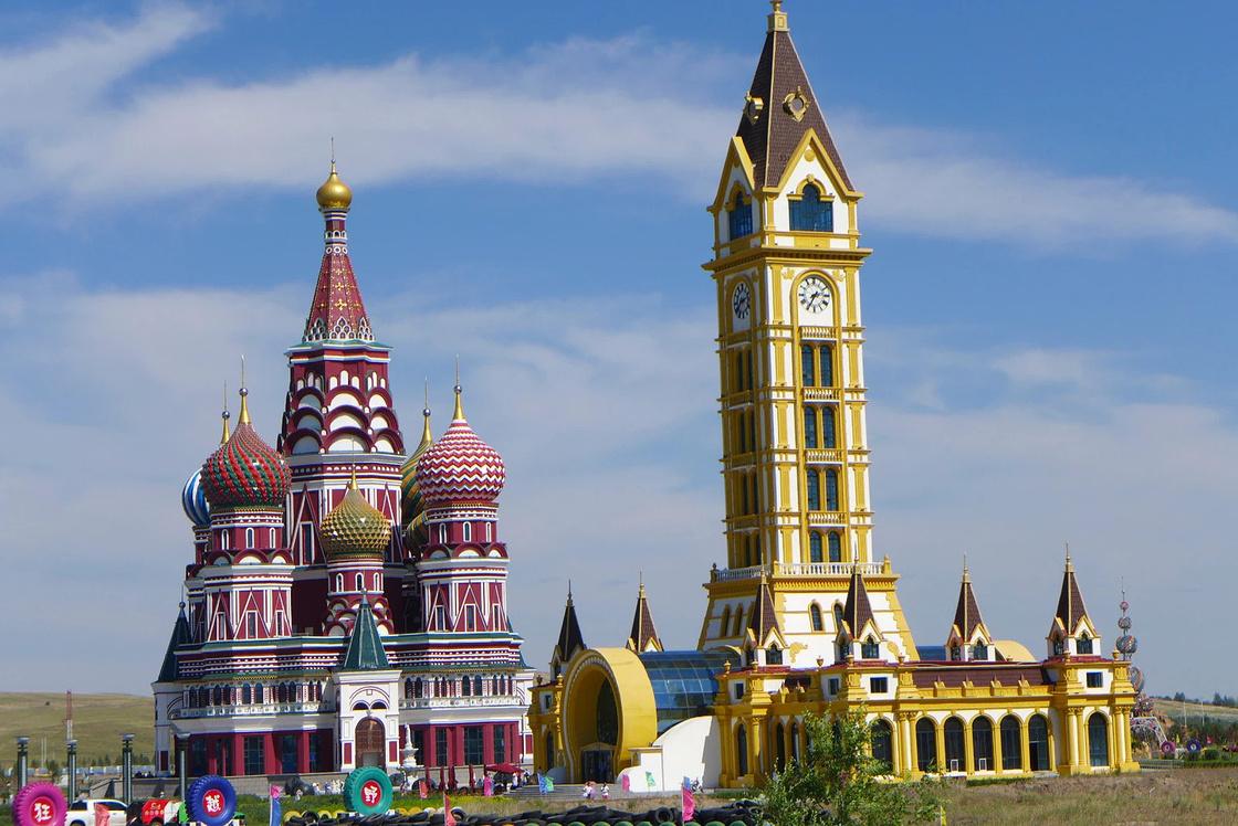 感受俄罗斯风情——暑期家庭游