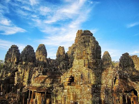 巴戎寺的图片