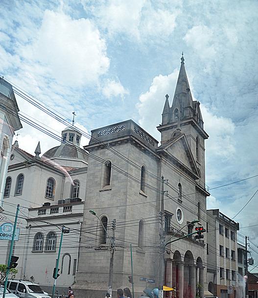 天主教堂图片