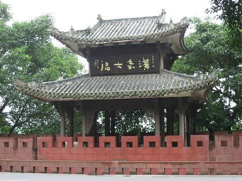 岷江旅游景点攻略图