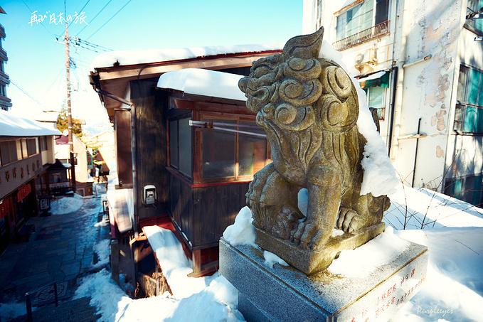 伊香保神社图片