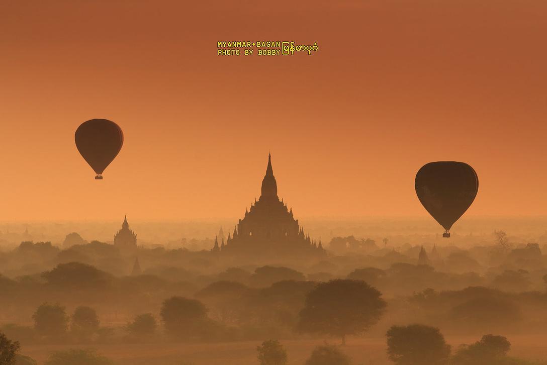 缅甸:佛国漫游记