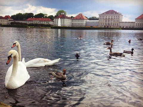 宁芬堡皇宫旅游景点攻略图
