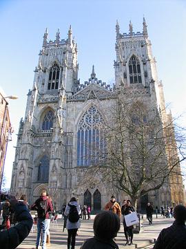 约克大教堂旅游景点攻略图