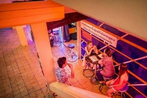 曼谷娜娜夜市旅游景点攻略图