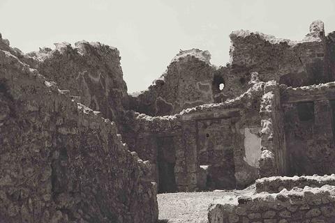 庞贝古城遗址旅游景点攻略图