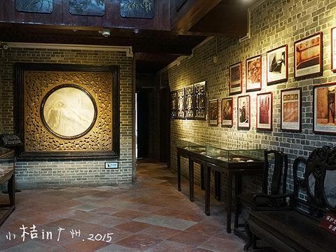 荔湾博物馆旅游景点图片